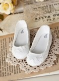A-S Lace Flat Heel Shoes (SH31055) *Last Chance!*