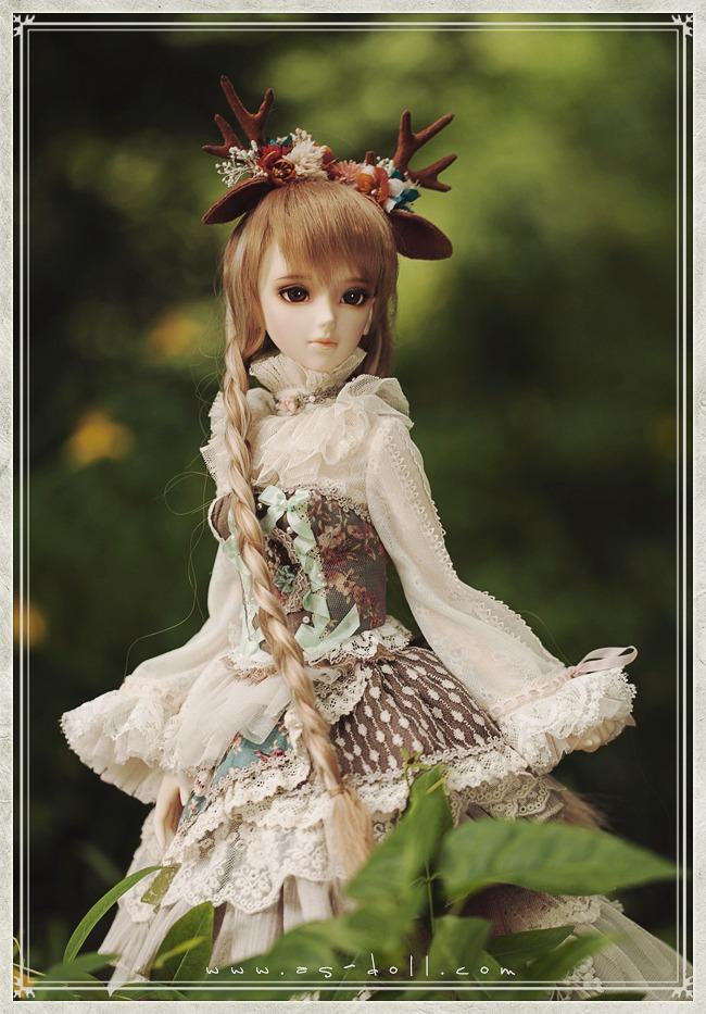 A-S Western Dress