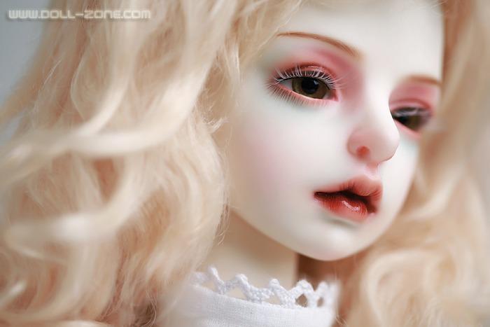 DZ Eyelashes (520-White)