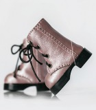 A-S Pearl Light Pink Boots (SH614032)