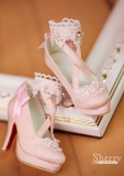 A-S Retro Sweet High-Heel Shoes (SH314091) *Sold Out*