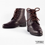 LUTS Shoes SBS-116 (Brown)