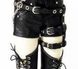 HZ Black Leg Belt (1/3) -SOLD OUT-