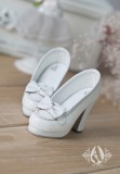 A-S Vintage Shoes - White (SH31063)
