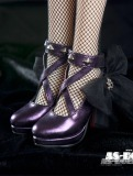 A-S Rock Queen High Heel Shoes (SH314071) *Last Chance!*