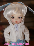 Beautiful Bunny - Pale Blue (1/12)