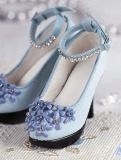A-S Dreamy High Heels/Deep Blue (SH315101)