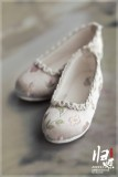 A-S Antique Blossom Shoes (SH31049) -SOLD OUT-