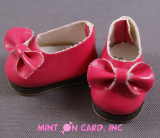 Candy Shop Shoes - Dark Pink (2.4cm)