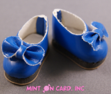 Candy Shop Shoes - Blue (2.4cm)
