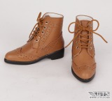 LUTS Shoes SBS-116 (Ocher)