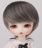 LUTS Wig TDW-01 - Charcoal Gray (5.5/6)